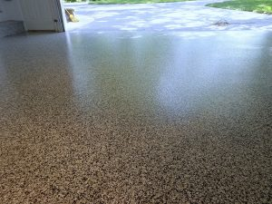 Graniflex Garage Floors Boise , Idaho