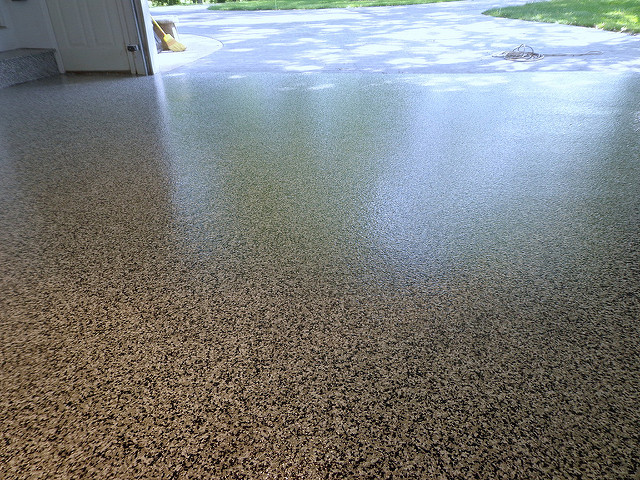 Graniflex Garage Floors Boise, Idaho | Xtreme Epoxy on carpet floors and more, painting and more, lawn care and more, carports and more,