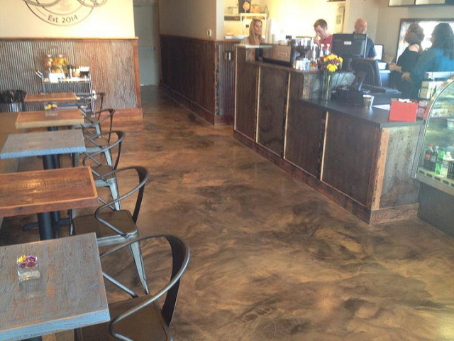 Decorative Concrete Boise Idaho Xtreme Epoxy